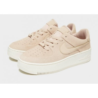 nike air force 1 sage low zapatillas mujer