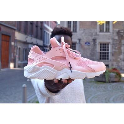 nike mujer huarache rosa