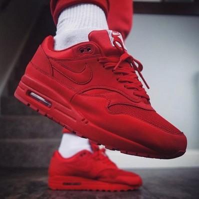 nike mujer rojas zapatillas