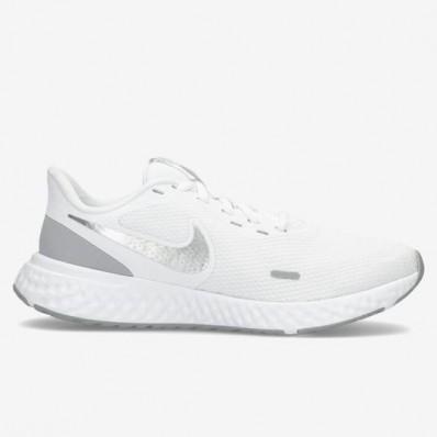 nike mujer zapatillas running blancas