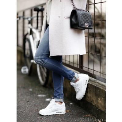 zapatillas blancas mujer baratas nike