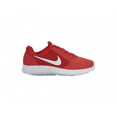 zapatillas mujer rojas nike