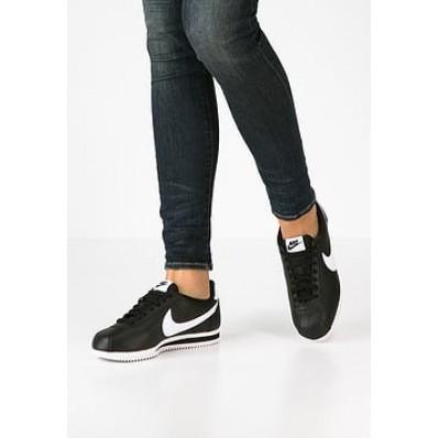 zapatillas negras mujer nike cortez