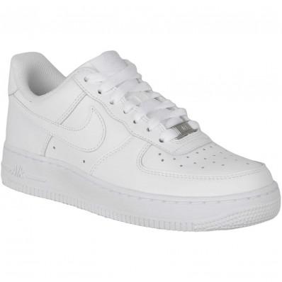 zapatillas nike blancas mujer