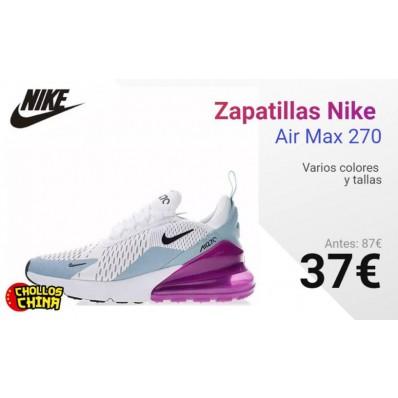 zapatillas nike mujer 2019 air max