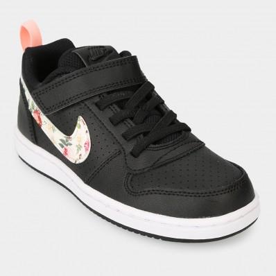 zapatillas nike mujer rosas y negras
