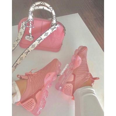 zapatos nike altos de mujer
