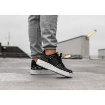 zapatillas nike negras de mujer